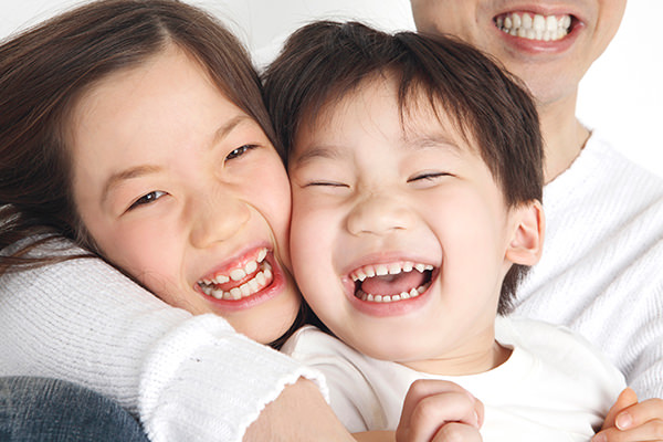 小児矯正:成長段階に応じた的確な治療